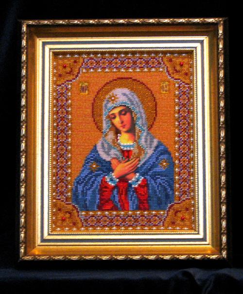 Вышивка крестом, Наборы для